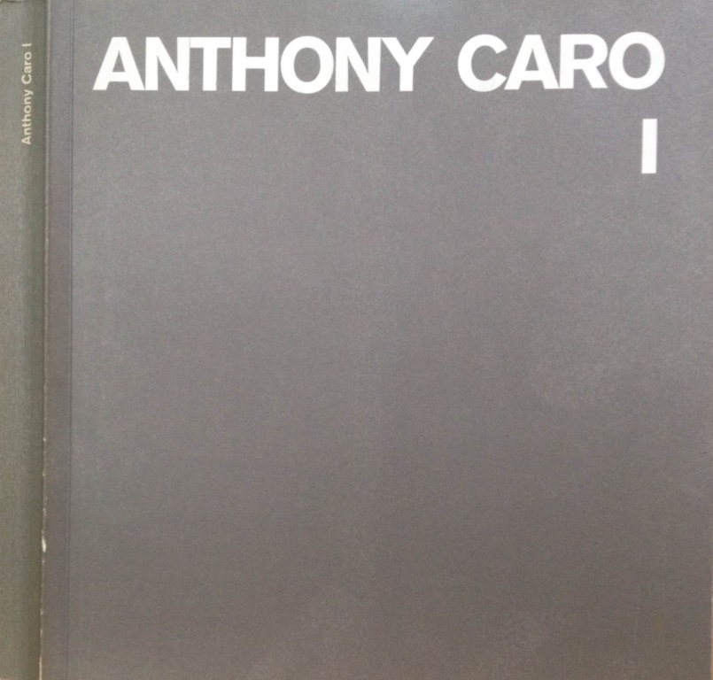 Anthony Caro tomos 1 al 9