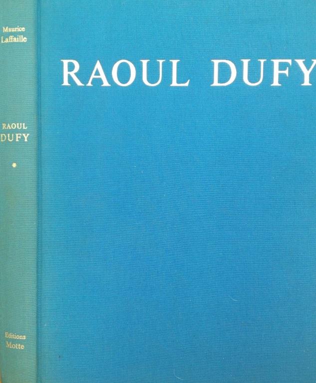 Raoul Dufy catalogo razonado pintura 4 volumenes