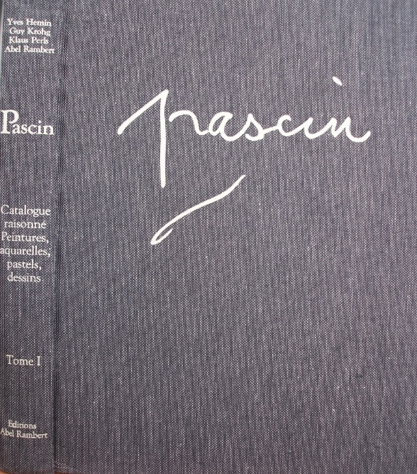 43 catalogo razonado Pascin Vol I II