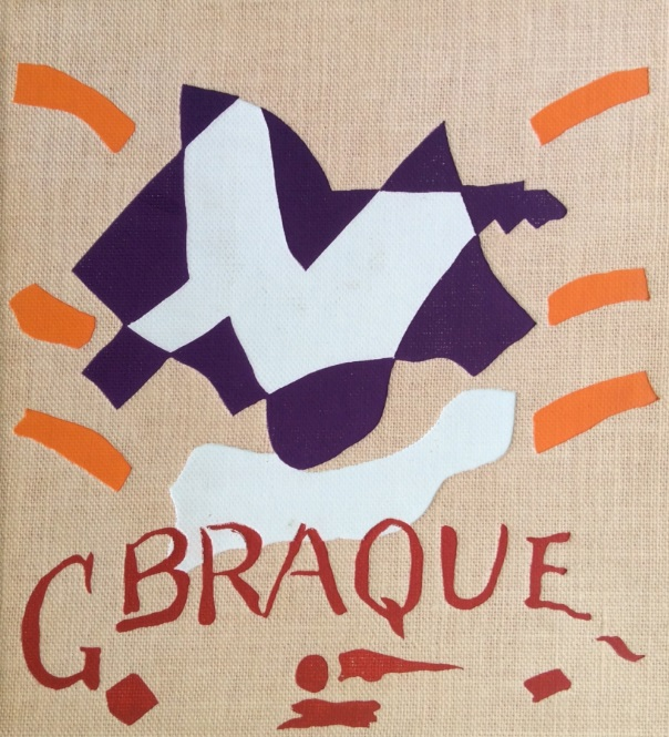 8 BRAQUE GEORGES Peintures 1924-1927